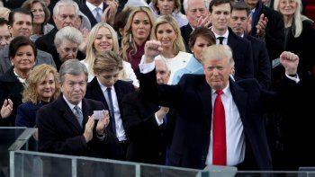 EL 45º mandatario de la historia estadounidense remarcó que su pueblo ha sido víctima de la globalización y que eso, ahora, cambiará.