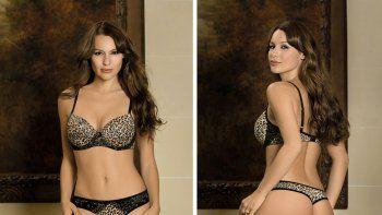 pampita: de modelo a actriz erotica