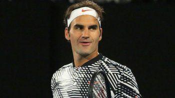 Roger no le dio chances a Berdych y lo barrió en sets corridos.