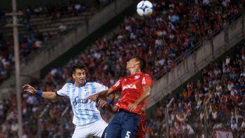 Independiente empató sin goles con Atlético Tucumán
