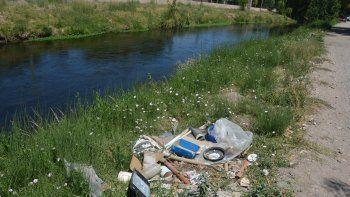 limpiar el arroyo duran llevara al menos dos anos