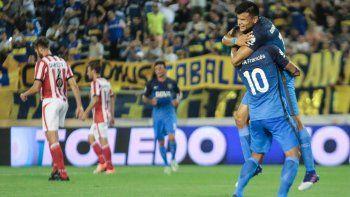 Boca venció con claridad a Estudiantes en Mar del Plata
