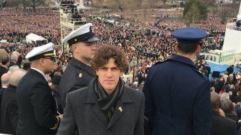 lousteau:  es la manifestacion mas cercana al que se vayan todos