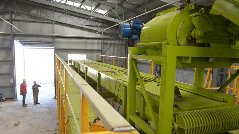 El Complejo Ambiental Neuquén es uno los principales pilares de la gestión de Quiroga. Se firmó un convenio para el tratamiento regional de la basura.