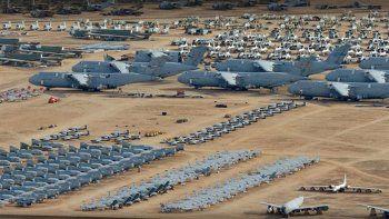alerta por un tiroteo en una base de la fuerza aerea estadounidense