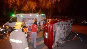 En Neuquén, Plottier y Centenario hubo muchos accidentes.