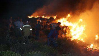 incendio ya se consumio mas de 2.500 hectareas de campo