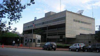 evacuaron la embajada de ee.uu. por una amenaza