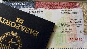 A partir de ahora se podrá tramitar la visa a EE.UU. en un solo día