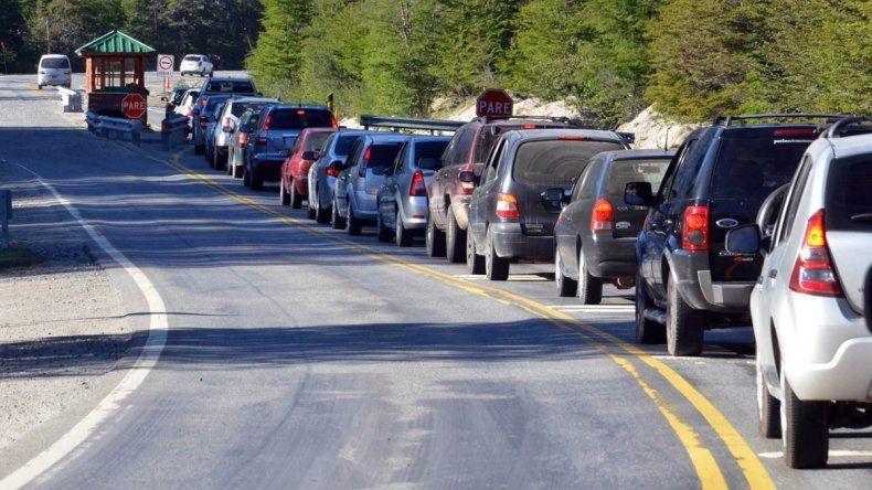 El seguro obligatorio para que los vehículos puedan cruzar a Chile