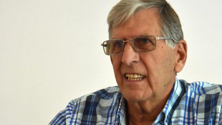 Carlos Pinto, titular de Acipan.