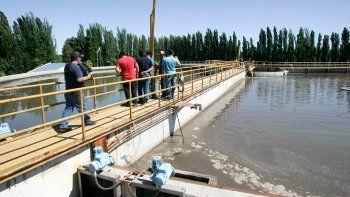 En agosto de 2015, antes del conflicto municipal, se detectó el mal funcionamiento de la planta de cloacas.