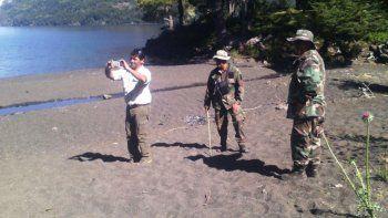 Buscan a dos acampantes desaparecidos en Paimún