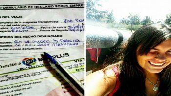Una joven contó el acoso que vivió cuando viajaba en un micro