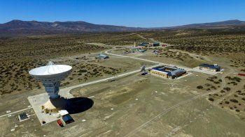 el cruce entre ee.uu. y china por la base espacial instalada en neuquen