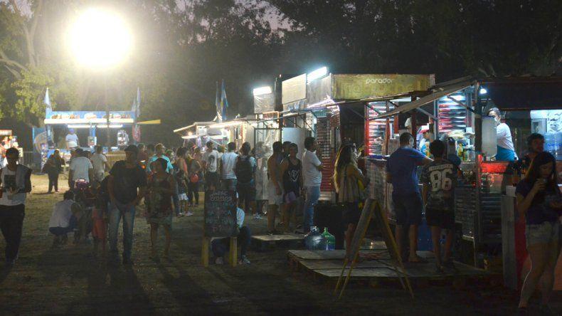 Fiesta de la Confluencia: los puestos destacados del patio gastronómico