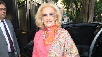 diva eterna: mirtha legrand cumple 90 anos y lo festeja con todo