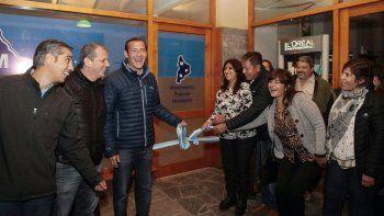 Inauguraron la nueva sede del MPN en Villa La Angostura