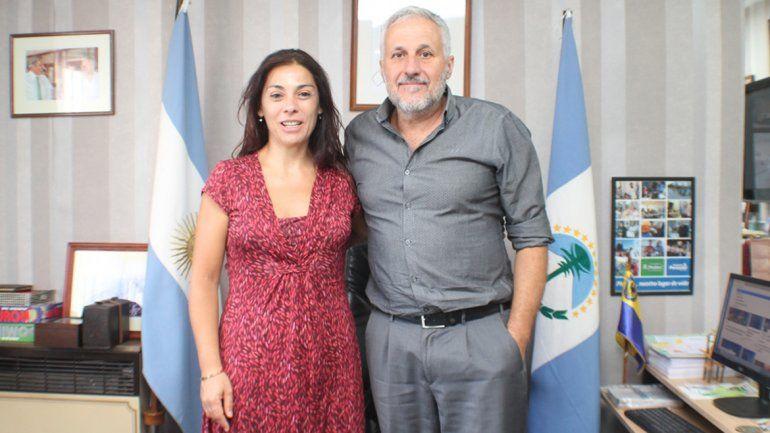 Crexell sigue de recorrida: ahora se reunió con Peressini