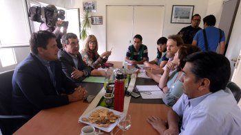 Gaido dijo que la última propuesta a ATEN es el máximo esfuerzo presupuestario