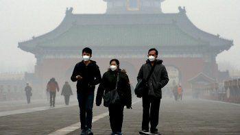 La mitad de las muertes por esmog son en China y en la India