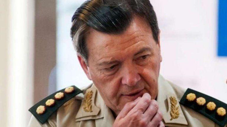 Milani quedó detenido en la unidad del servicio penitenciario de La Rioja.