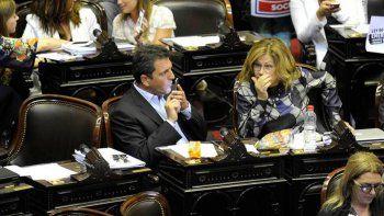 En el audio, Massa decía que Macri recortaba igual que De la Rúa.