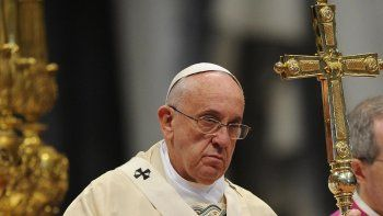 barbaros: el mensaje del papa tras la ola de atentados