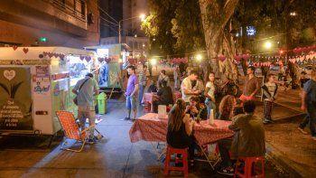 La experiencia de la diagonal 9 de Julio fue exitosa. Ahora quieren extender la iniciativa a otros lugares de la ciudad.