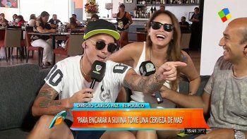 La pareja del verano está instalada en Carlos Paz con Abracadabra.