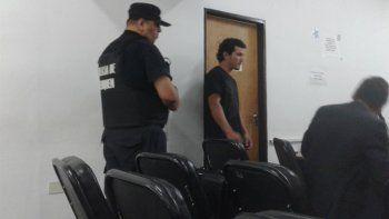 Hasta el momento, Matías Mariguin fue acusado por 15 hechos.