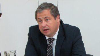 El fiscal Martín Pezzetta que impulsa la acusación a los tres policías.