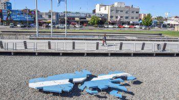 Los veteranos de Malvinas aclararon que no hacen pedidos callejeros.