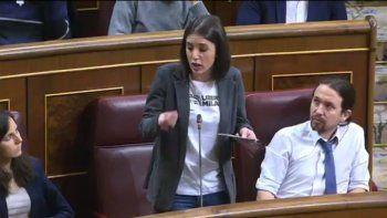 Duros discursos contra Macri en el Parlamento español