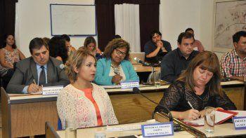 Concejales del MPN criticaron a Peressini por no planificar