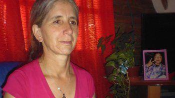 La abuela de Maia, Mere López, acompañó a su nieta en toda la enfermedad.