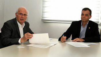 Brillo dijo que se reacondicionará un hotel ubicado en Ñorquín.