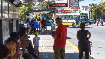Para el Municipio, el servicio de colectivos mejoró y la gente ya no se queja tanto como antes por el transporte.