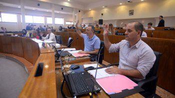 Alejandro Robles tendrá el reconocimiento del Concejo Deliberante.