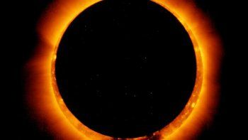 El eclipse solar anular podrá verse desde las 9 en el Observatorio