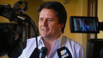 Mariano Gaido, el negociador del Gobierno con los gremios estatales.