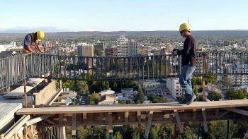 indec: la construccion subio 10,8% en marzo
