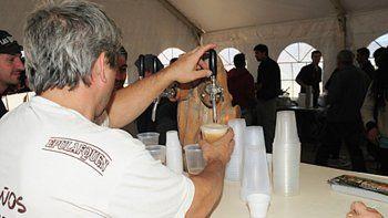 La fiesta de la cerveza artesanal, un clásico de Caviahue, en su 5ª edición.