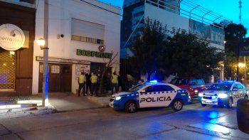 Cuatro detenidos tras un operativo en pleno centro