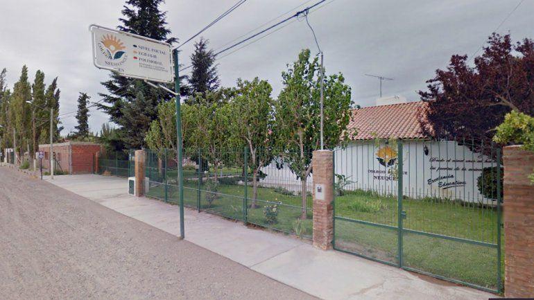 El Colegio Bilingüe es uno de los más selectos de la oferta neuquina.
