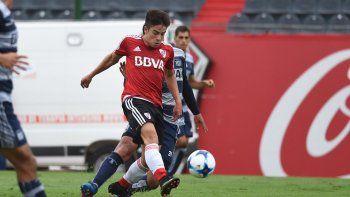 River: el neuquino Moya jugará como titular ante San Martín