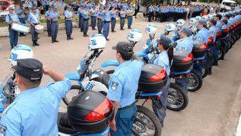 Ruta 22: controlarán con motos el tránsito las zonas en construcción