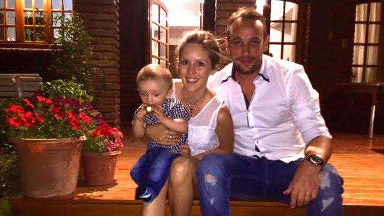 Lucía y Alejandro se reencontraron después de mucho tiempo