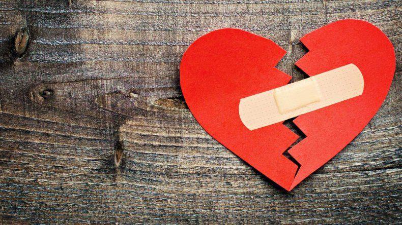 El síndrome del corazón roto lo sufren más las mujeres