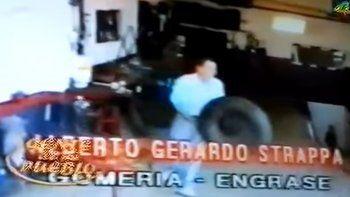 Conocé al Maradona de los neumáticos de Santa Fe